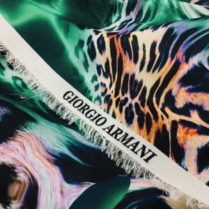 Giorgio-Armani  crepe